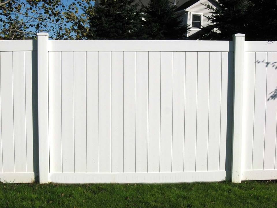 Vinyl Privacy Fence Edmond Oklahoma